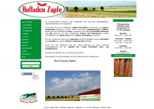 Hofladen-Zapfe